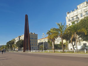 Sculptur Bernard Venet